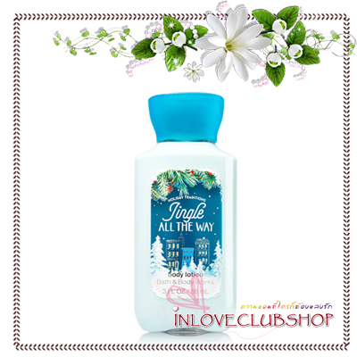 Bath & Body Works / Travel Size Body Lotion 88 ml. (Jingle All The Way) *Limited Edition