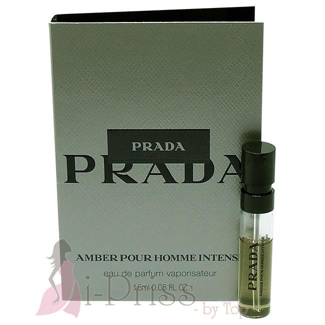 Prada Amber Pour Homme Intense (EAU DE PARFUM)