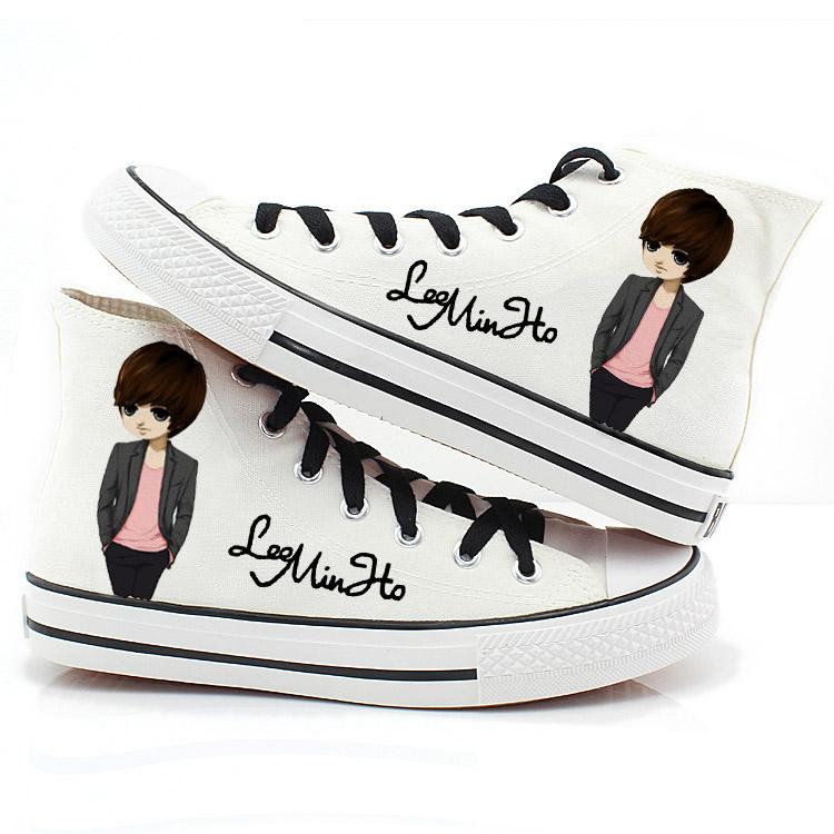 รองเท้า Lee min ho ver2