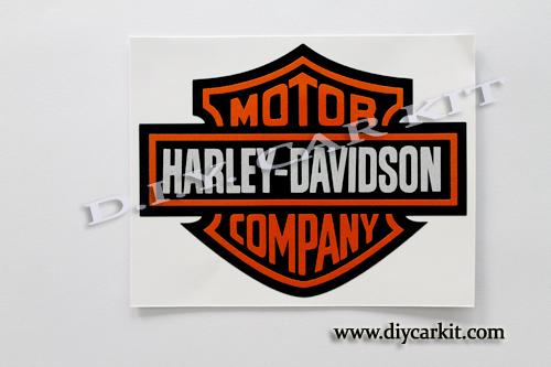 สติ๊กเกอร์ Harley-Davidson