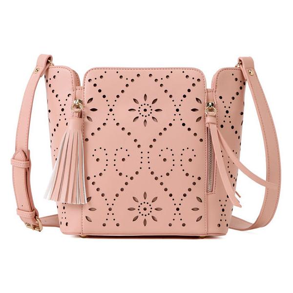 กระเป๋า Axixi ของแท้ รุ่น 11684 (Pink)