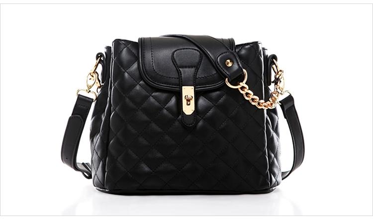 กระเป๋าสะพาย Axixi รุ่น 10626 สีดำ