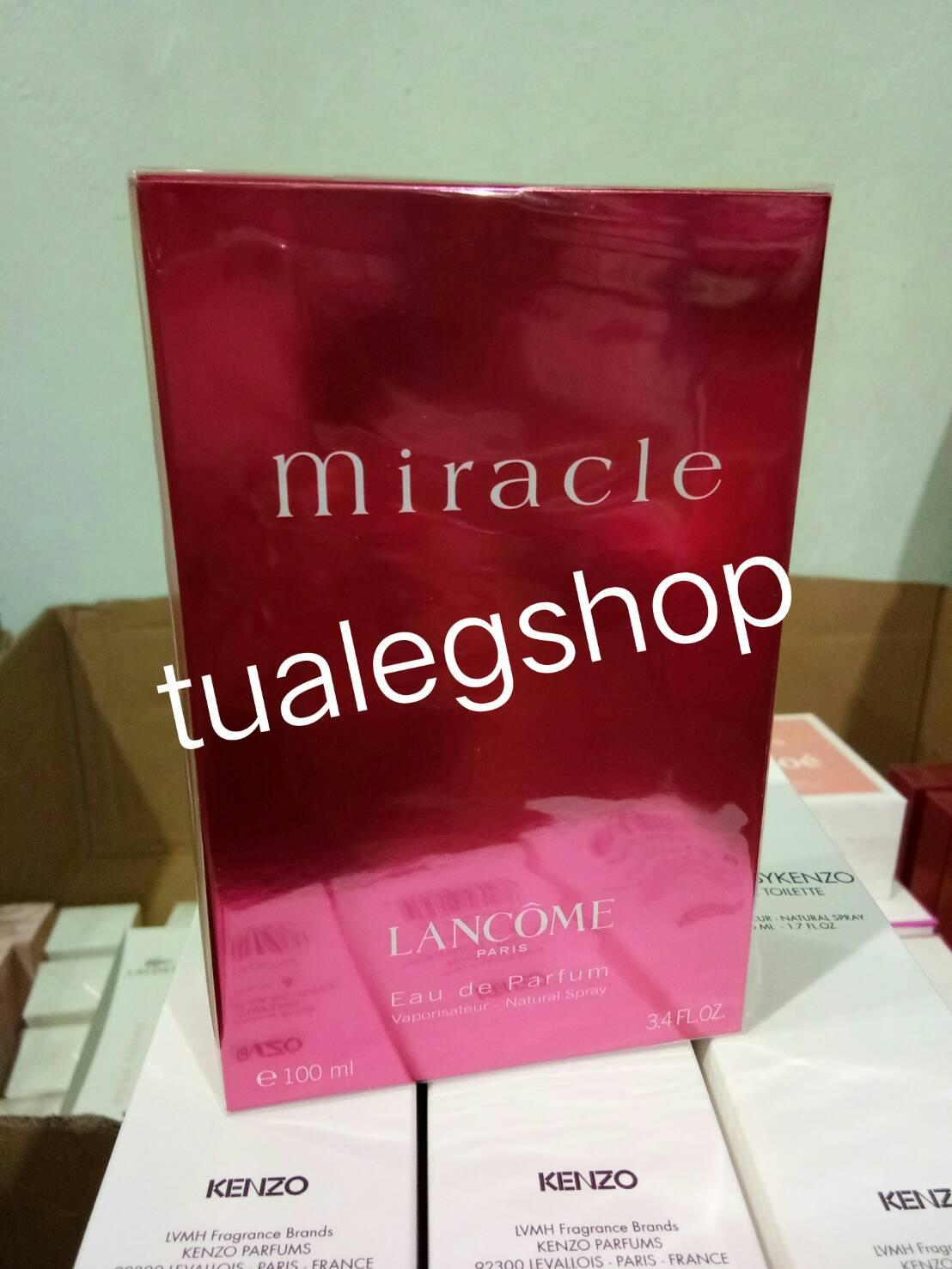Lancome Miracle EDP 100 ml.