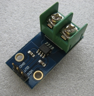 30A Current Sensor Module (ACS712ELCTR-30A)