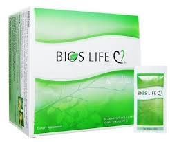 ยูนิซิตี้ Unicity Bios Life Slim ไบออสไลฟ์ สลิม 1 กล่องมี 60 ซอง