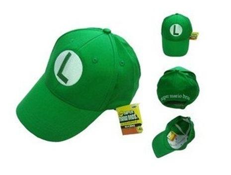 มาริโอ้ หมวกหลุยส์ สีเขียว