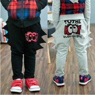 กางเกงแนวๆ ยี่ห้อ ci & si สกรีนลาย ROOT (ผ้าเนื้อดี)