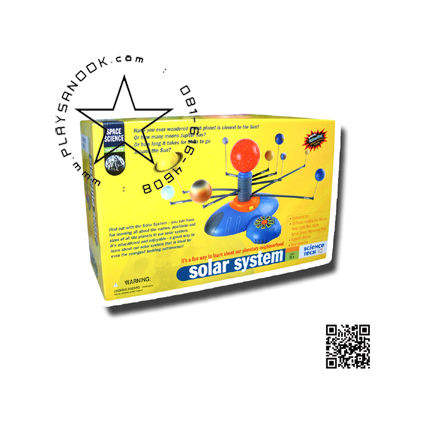 TY-8014 ชุด ระบบสุริยะจักรวาลSolarSystem