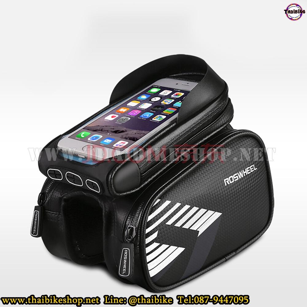 กระเป๋าพาดเฟรม ROSWHEEL 12813L-PA2