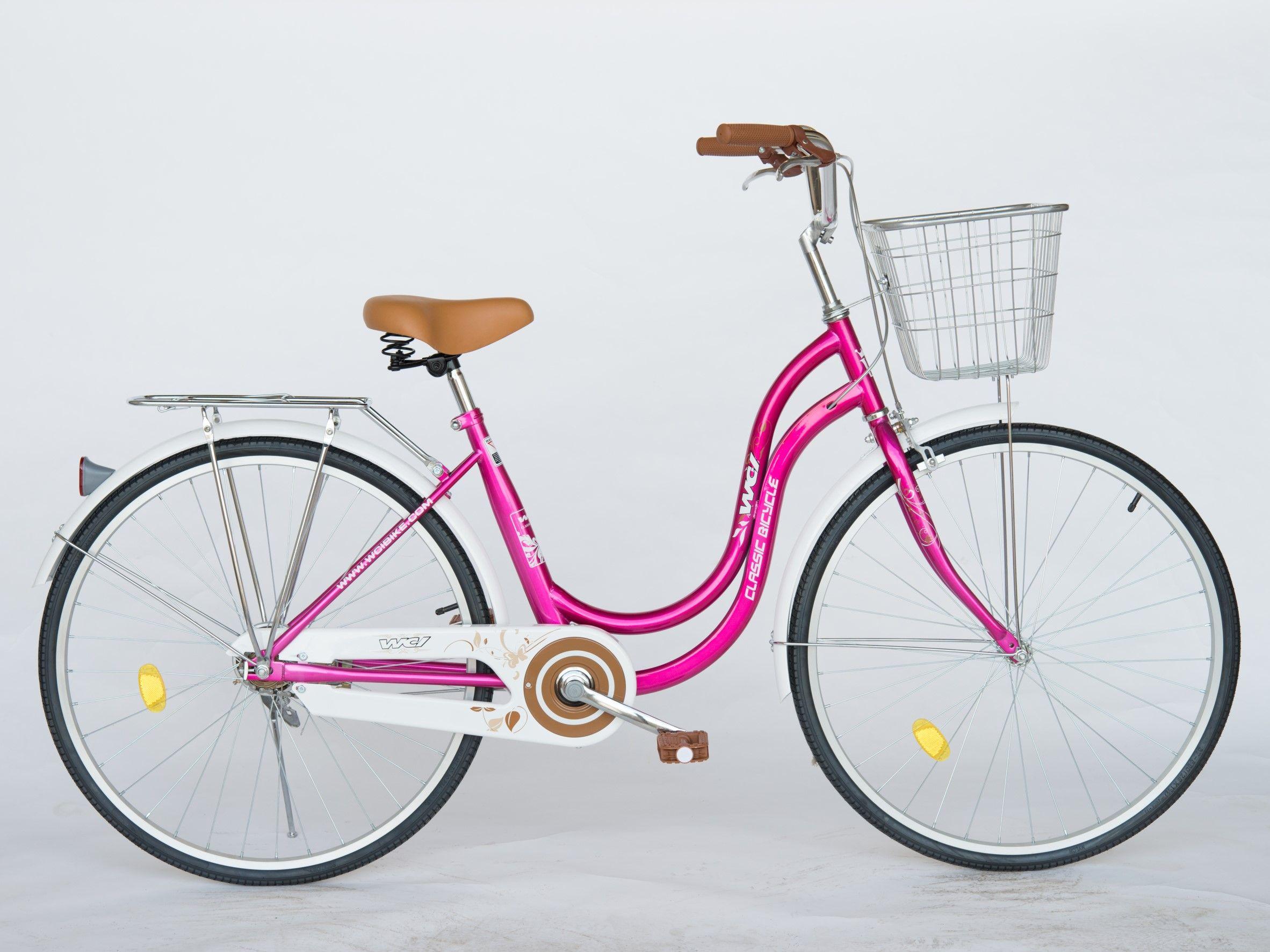 """WCI : LEAF จักรยานแม่บ้าน 24"""""""