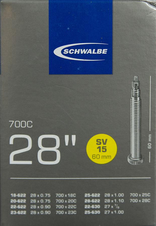 Schwalbe 700x18-28c SV15 60มม. จุ๊บเล็ก