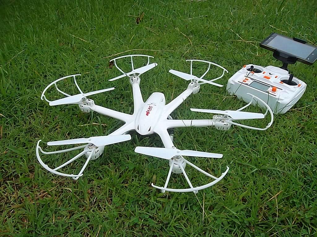MJX-X-600 Drone wi-fi