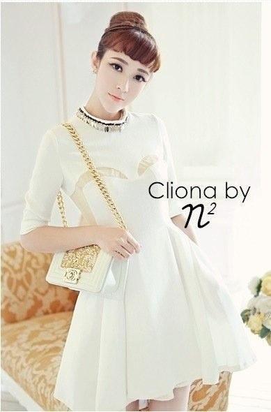 White Beauty dress