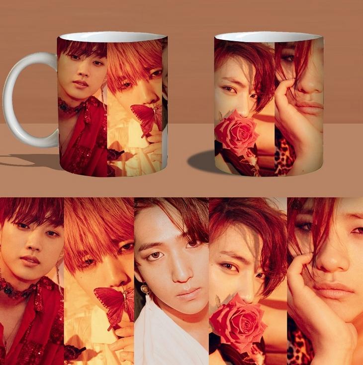 แก้วมัค B1A4 ; Sweet Girl
