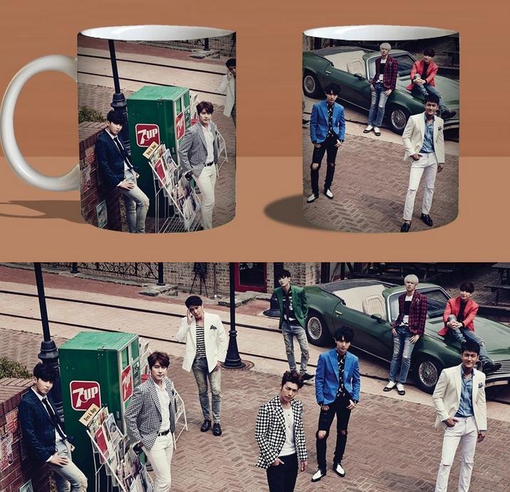 แก้วมัค Super Junior : MAGIC