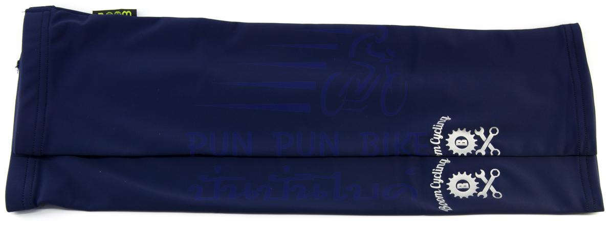 BOOM CYCLING : BC-ARM-01-BL ปลอกแขน สีน้ำเงิน