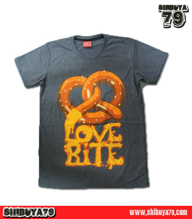 เสื้อยืดชาย Lovebite Size M - Auntie Anne's