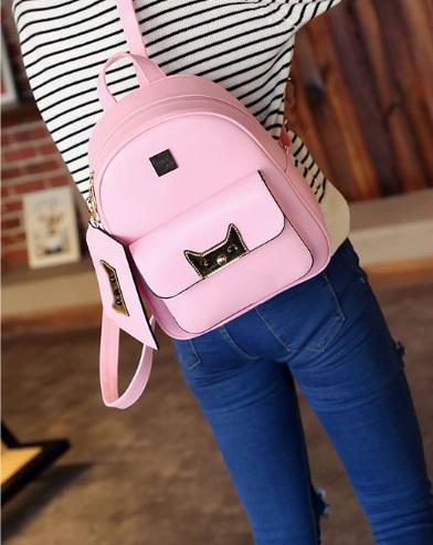 พรีออเดอร์!!! fashion กระเป๋าเป้ สไตล์เกาหลี รุ่น L226