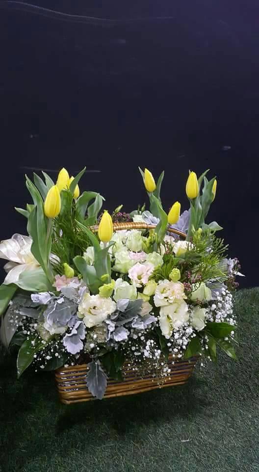 ตระกร้าดอกไม้20