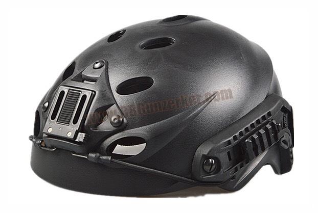 หมวก FMA Special Force Recon Tactical สีดำ