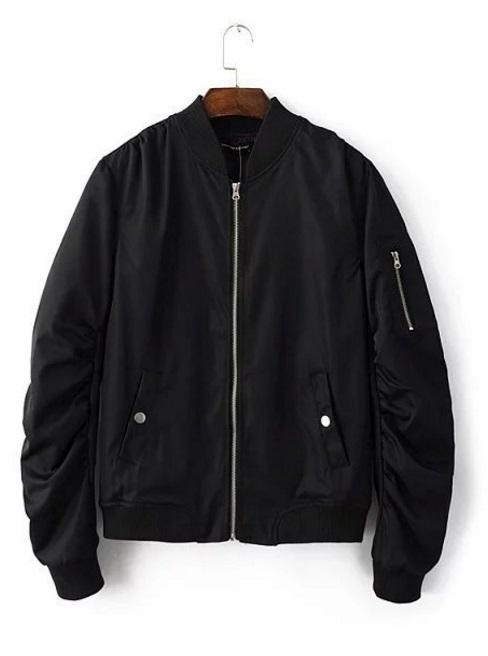 fashion เสื้อแจ็คเก็ตกันหนาว สไตล์ยุโรปและอเมริกา (รอสินค้า15-20วัน)