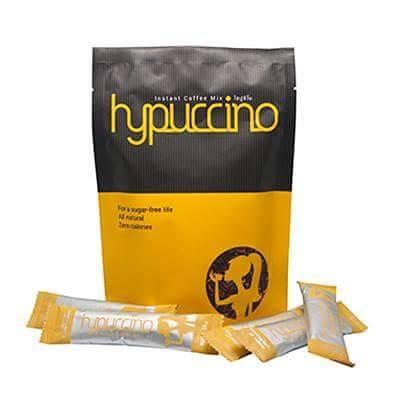 กาแฟไฮปูชิโน Hypuccino instant coffee mix 10 ซอง