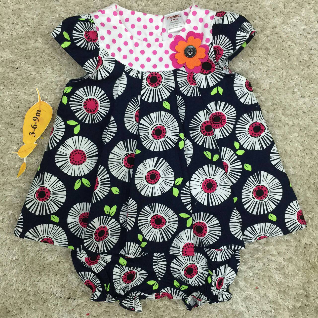 เสื้อผ้าเด็ก (พร้อมส่ง!!) 170460-2