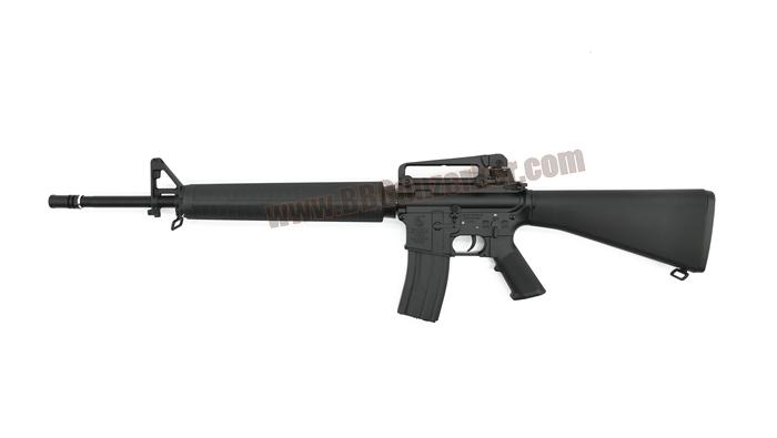 E&C 306S : M16A3 บอดี้เหล็ก JR.Custom Gen 2