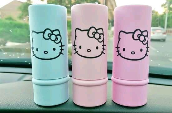 แปรงคาบูกิ Hello Kitty ขนแปรงฟู และนิ่มมาก
