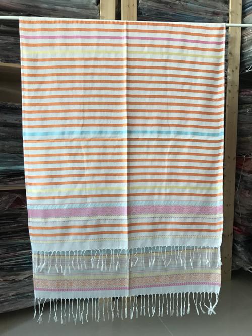 ผ้าพันคอ Pashmina พาสมีน่า ลาย ไทย PS02051T