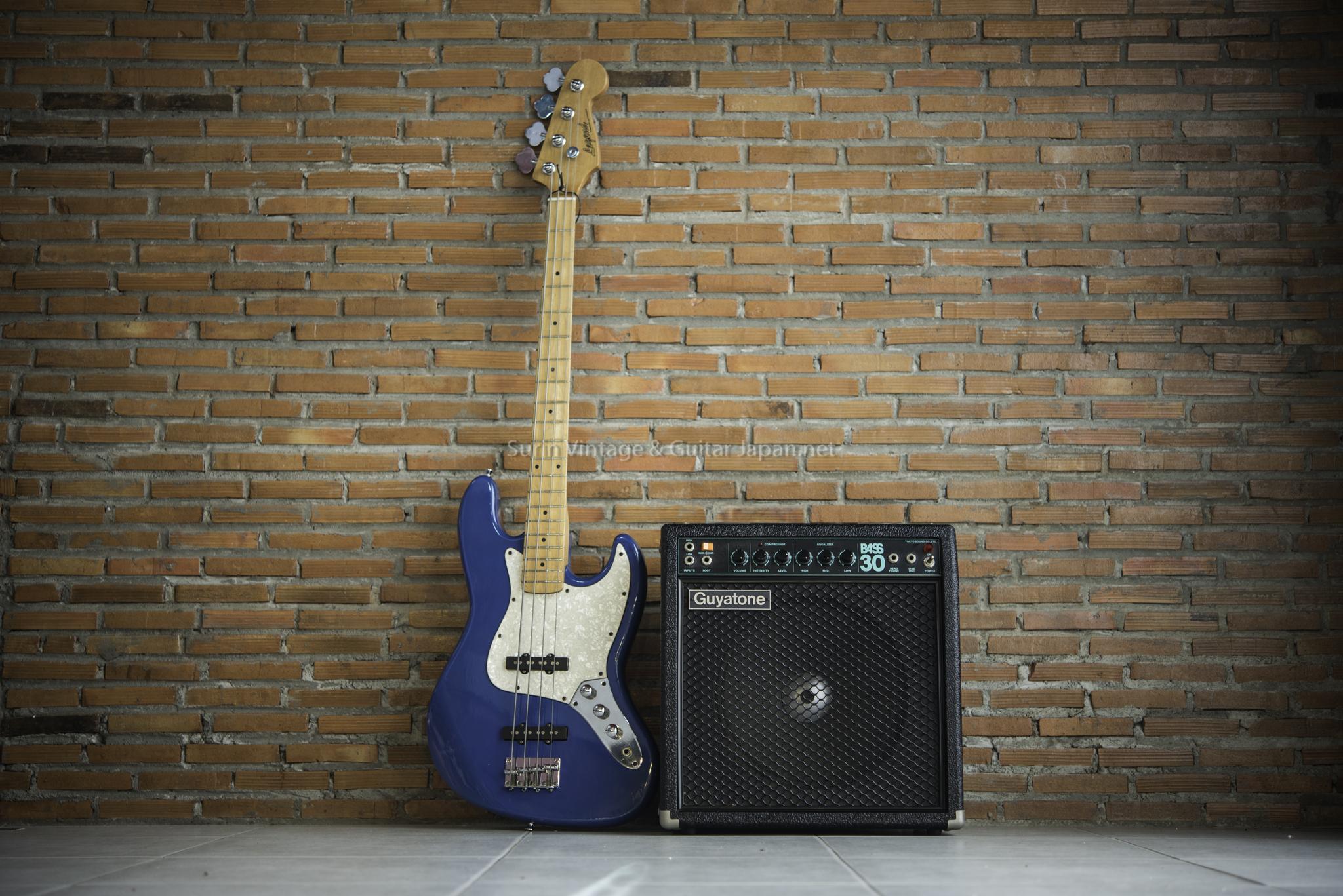 แอมป์เบสไฟฟ้ามือสอง GUYATONE Bass 30 No.2