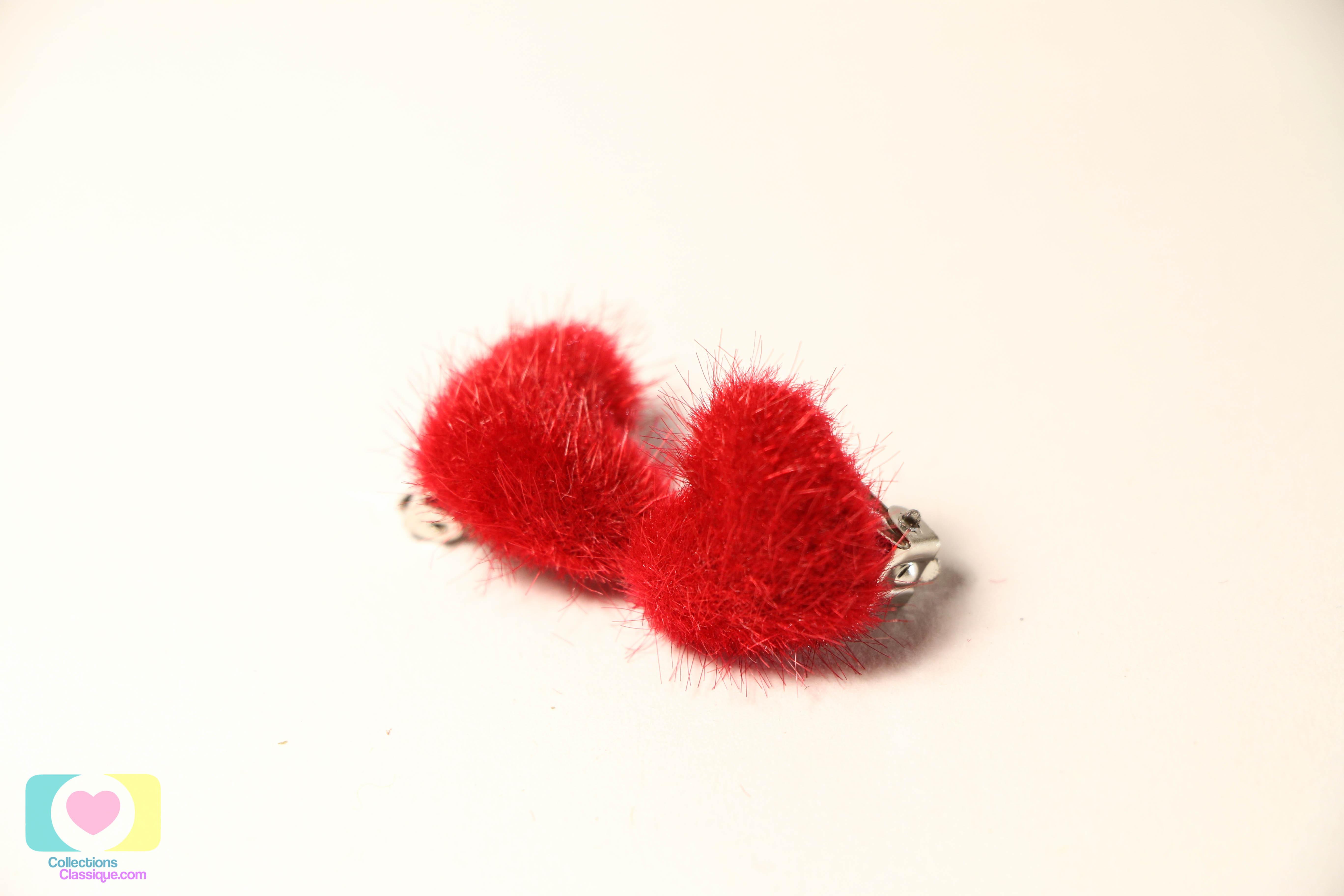 ต่างหูหนีบ Clip on Earrings CE79008