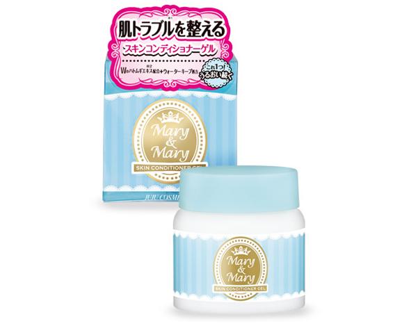 Mary & Mary Skin Conditioner Gel สารสกัดเข้มข้นจากลูกเดือย เก็บกักความชุ่มชื้นได้ดียิ่งขึ้น