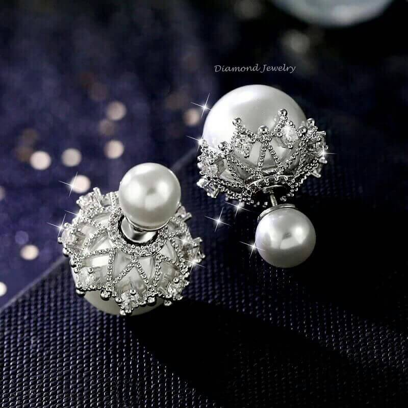 พร้อมส่ง Christian Dior Earring