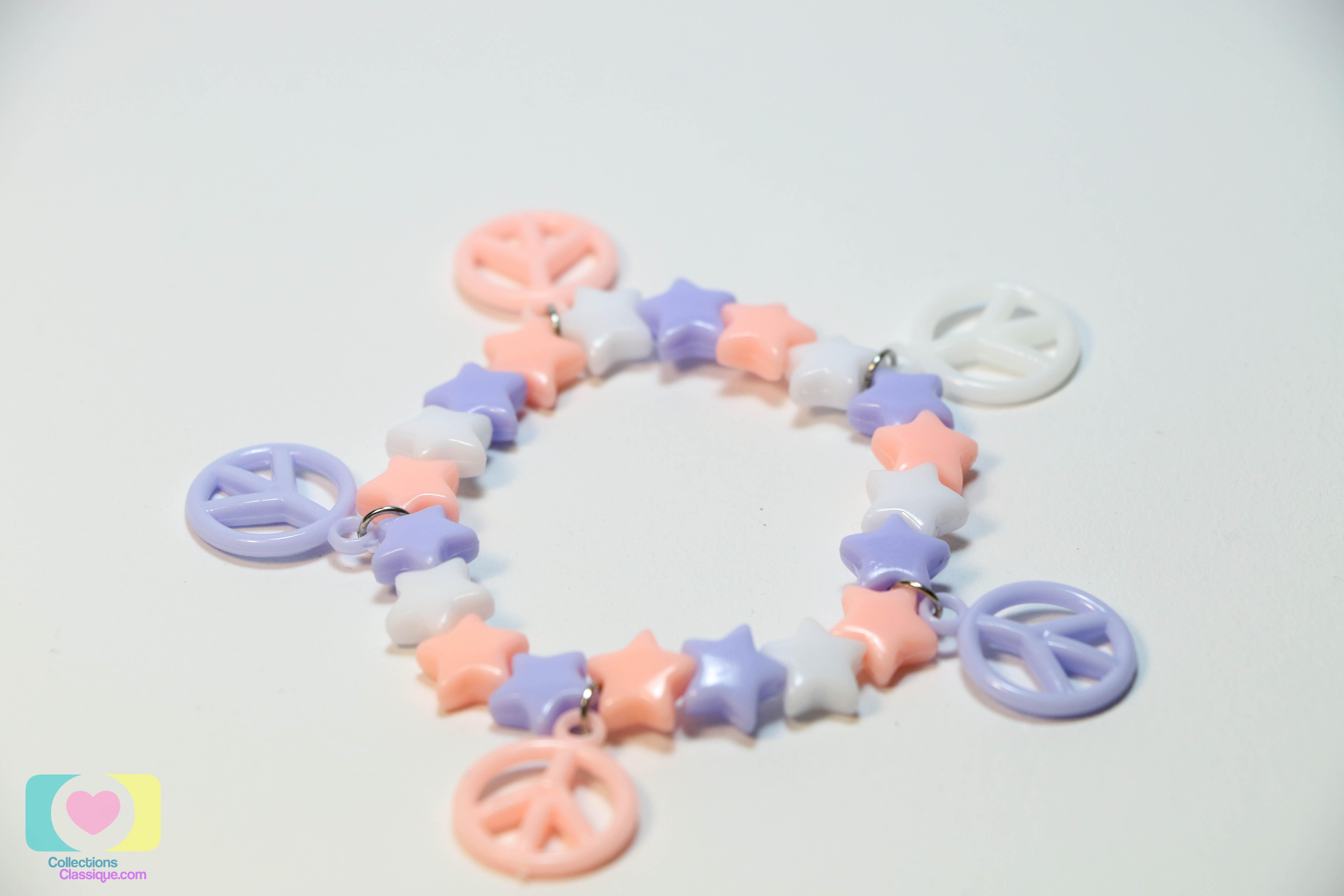 กำไลข้อมือ Pastel Handmade Bracelet BL25028