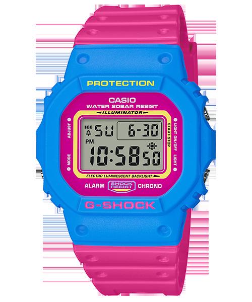 GShock G-Shockของแท้ ประกันศูนย์ DW-5600TB-4B จีช็อค นาฬิกา ราคาถูก ราคาไม่เกิน สี่พัน