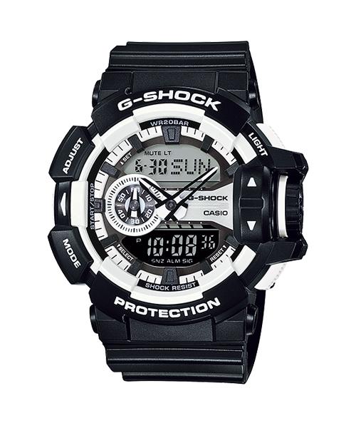 GShock G-Shockของแท้ ประกันศูนย์ GA-400-1A ThankYouSale จีช็อค นาฬิกา ราคาถูก ราคาไม่เกิน สี่พัน