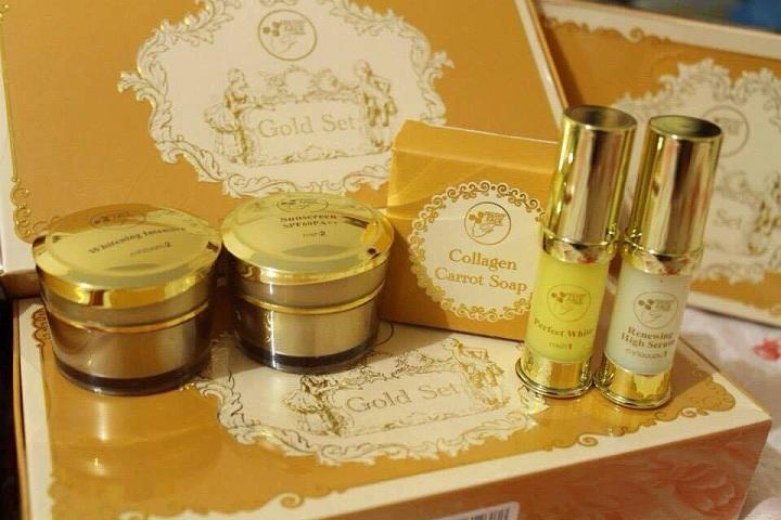 Freshy Face Gold Set ครีมถุงทอง โกลด์เซ็ต หน้าใส ของแท้ ราคาถูก ปลีก/ส่ง โทร 089-778-7338-088-222-4622 เอจ