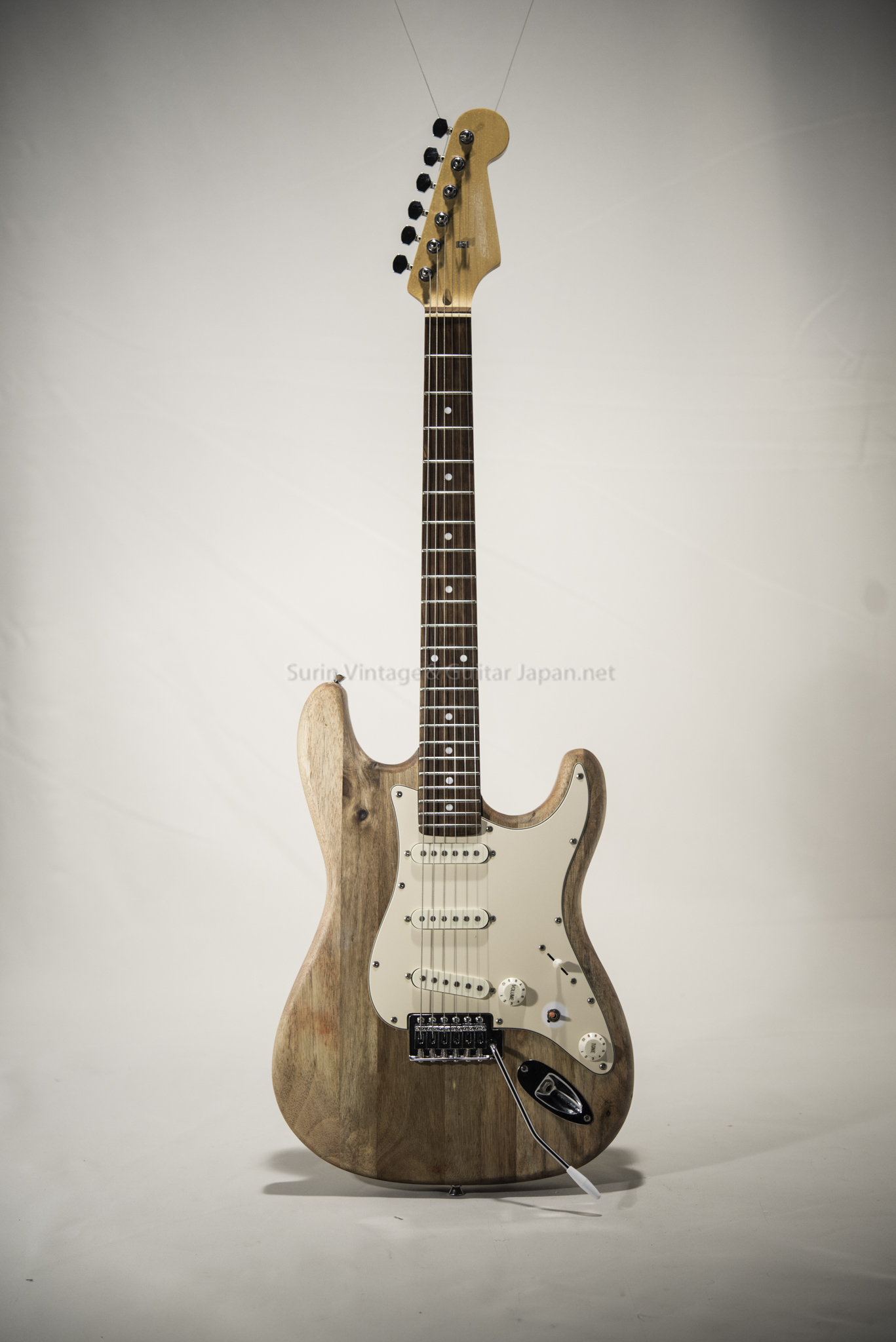กีต้าร์ไฟฟ้ามือสอง Stratocaster Modify No.24