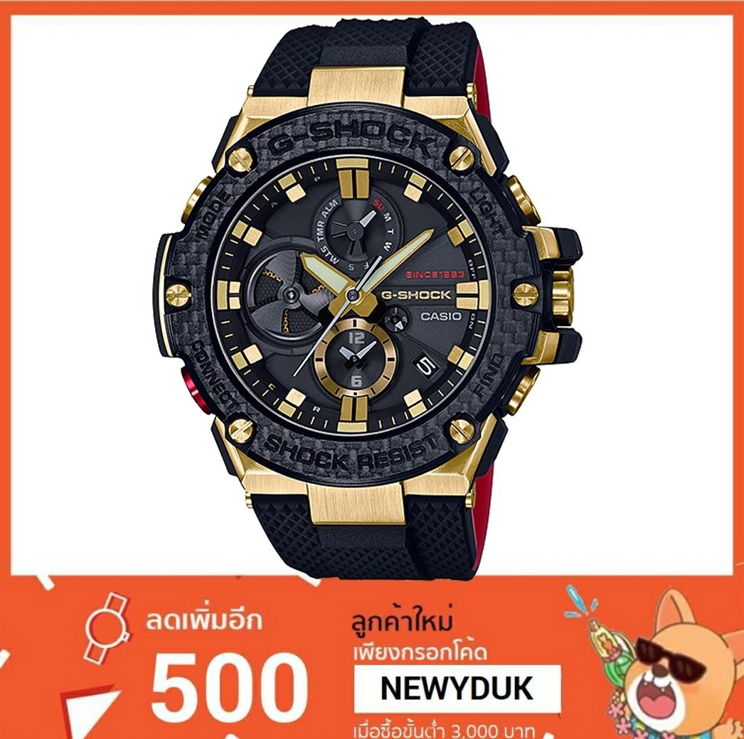 G-SHOCK GOLD TORNADO 35TH LIMITED GST-B100TFB-1A