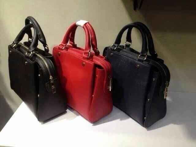 รุ่นใหม่ Zara mini saffiano leather bag กระเป๋าทรงเหลี่ยม หนัง Saffiano