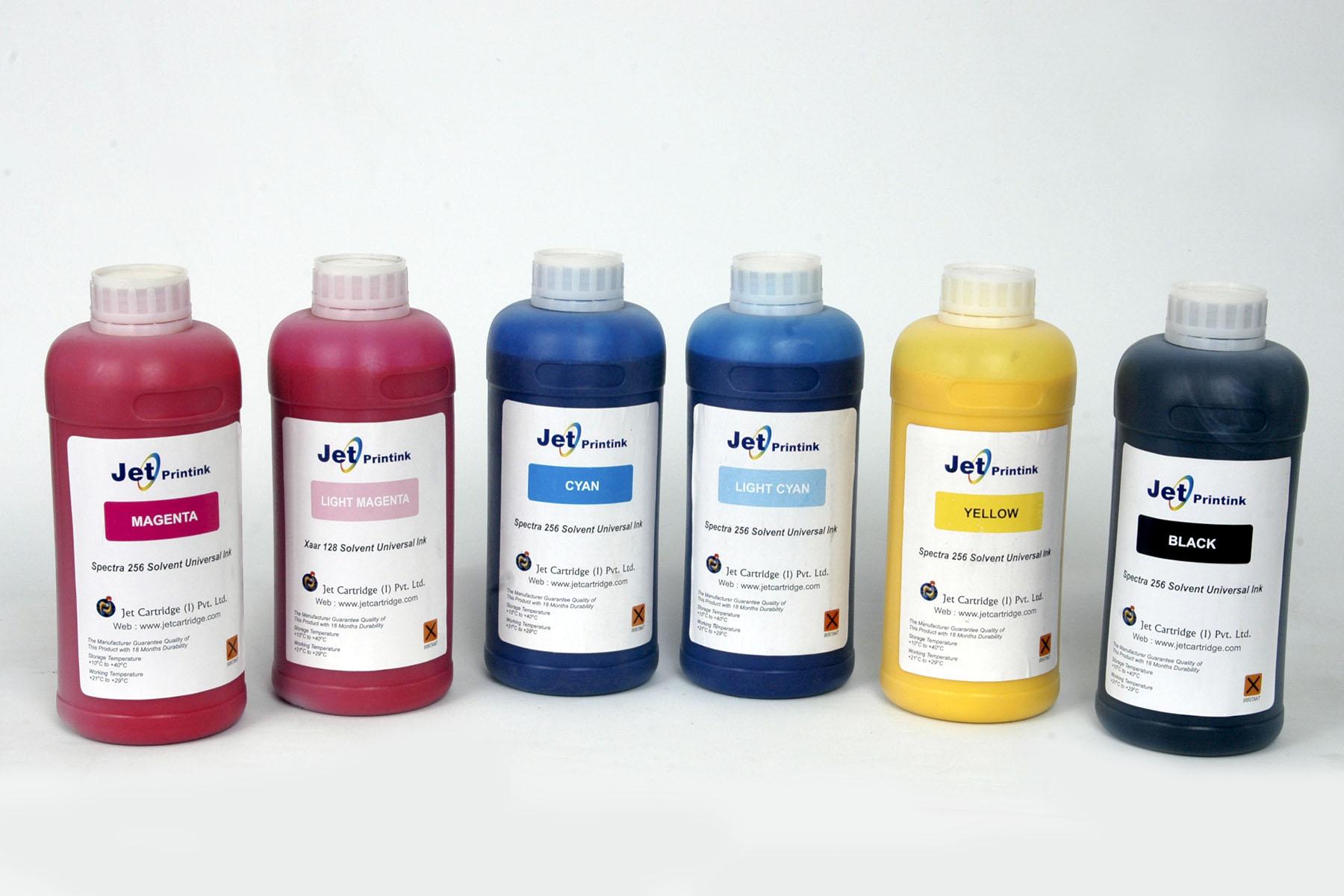 หมึกพิมพ์ CMYK Eco-solvent Series