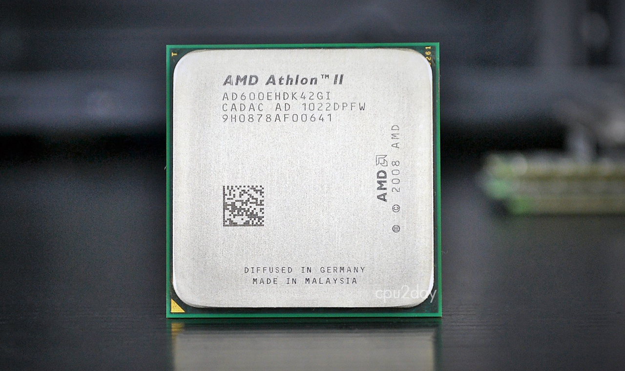 [AM3] Athlon II X4 600E 2.2Ghz