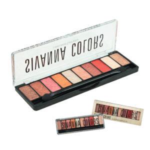 Sivanna Colors Luxury Velvet Eyeshadow HF697 ของแท้ โปรฯ เด็ด 9 ท่านแรก