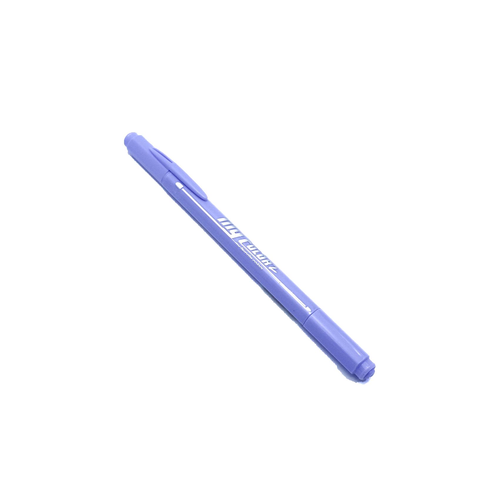 ปากกาสี 2 หัว My Color 2 - No.21 Lavender