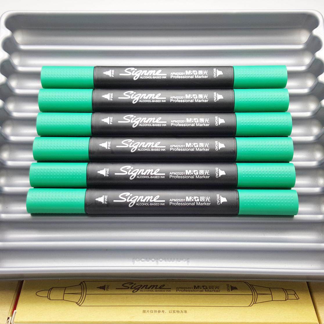 ปากกามาร์คเกอร์ไซน์มิ Signme Professional Marker - #055