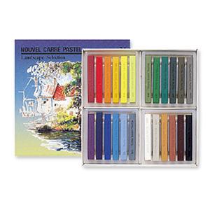 Nouvel Pastel สีชอล์ก - 24 Landscape
