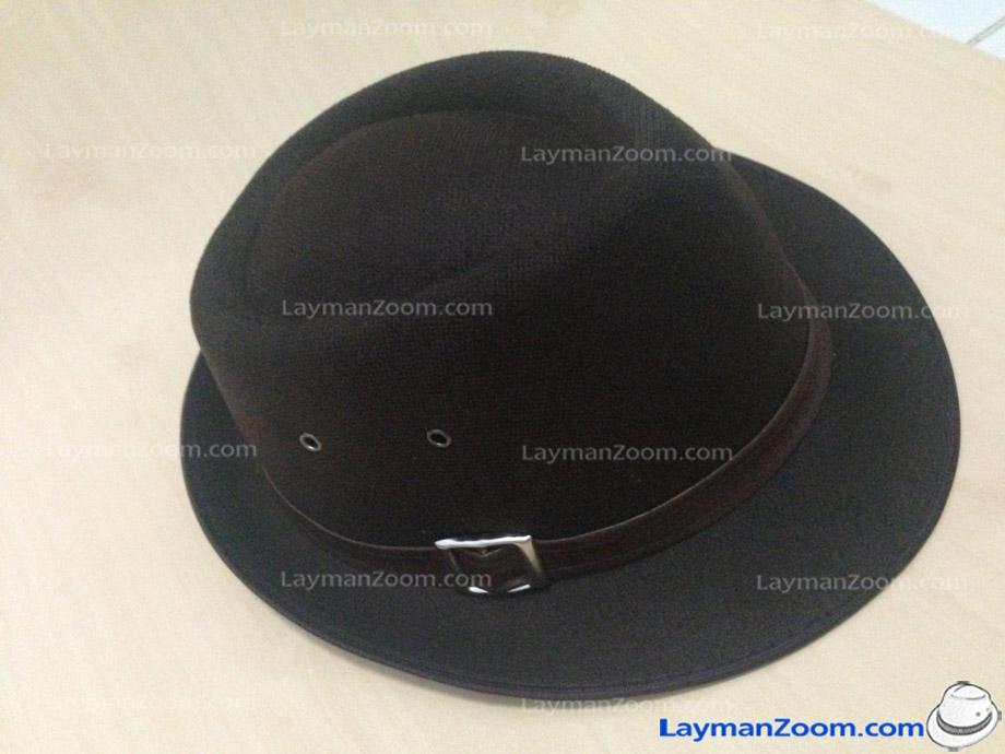 หมวกไมเคิล-ดำ