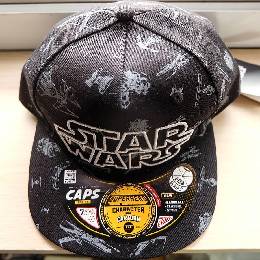 หมวก Snapback STARWAR สกรีนลาย