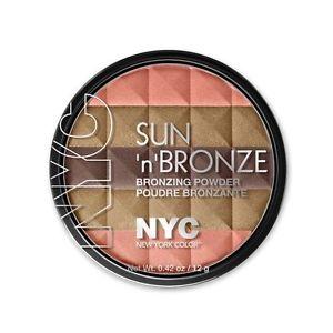 SUN'N'BRONZE BRONZING POWDER เบอร์ 002